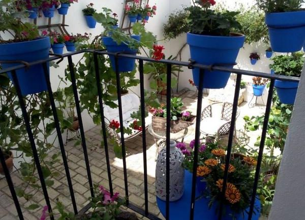 Cómo decorar patios andaluces