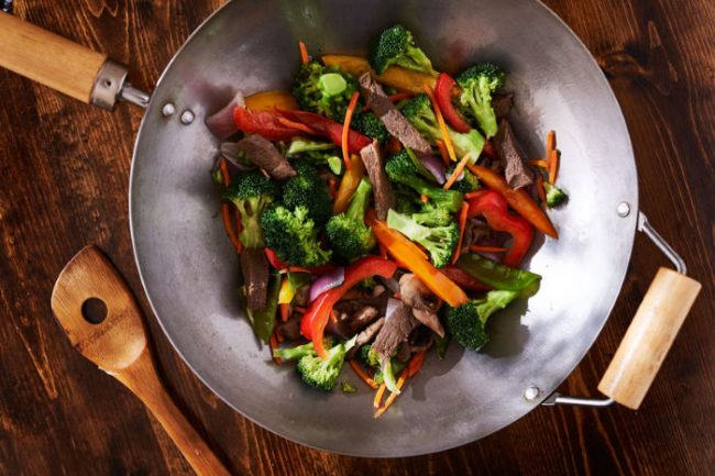 Wok, comment le choisir - Cure-Naturali.it